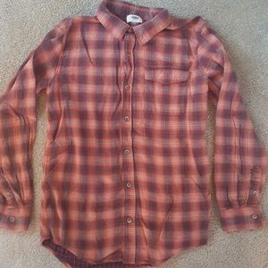 Old Navy Incredibly Soft Plaid Shirt